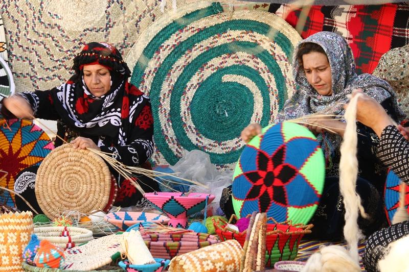 صدور و تمدید ۷۴۱ پروانه تولید انفرادی صنایع دستی در ایلام