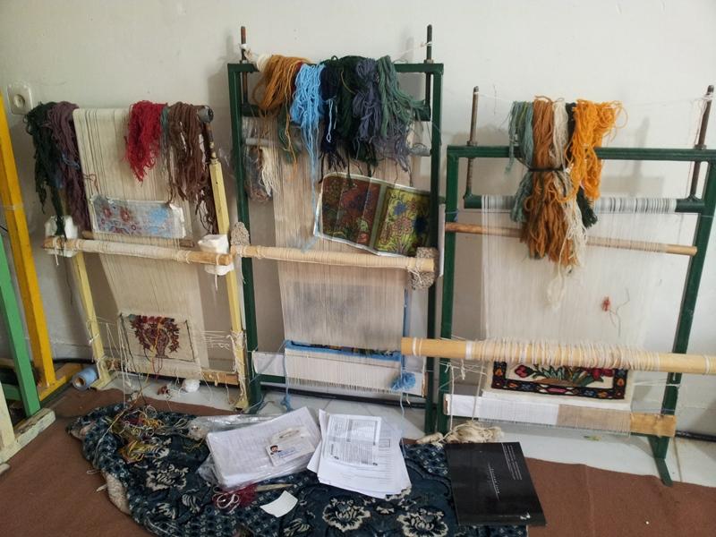 صدور مجوز ۲۷ فقره پروانه تولید انفرادی و جواز تأسیس کارگاهی صنایعدستی در ایلام