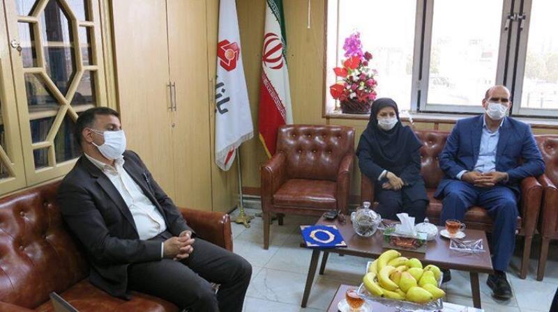 انعقاد تفاهم نامه همکاری مشترک اداره کل میراث فرهنگی و بانک ملت استان